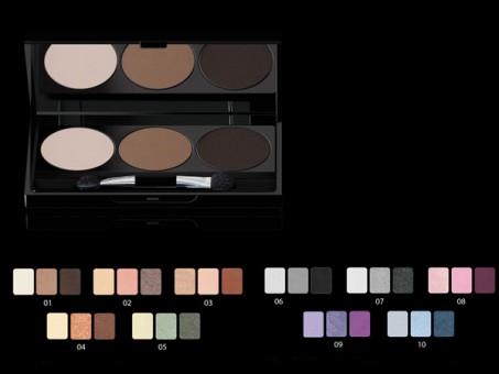 EyeShadowSet 3er